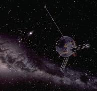 Força misteriosa empurrando Sonda Pioneer 10