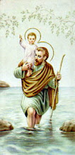 St. Christopher Pray for us.