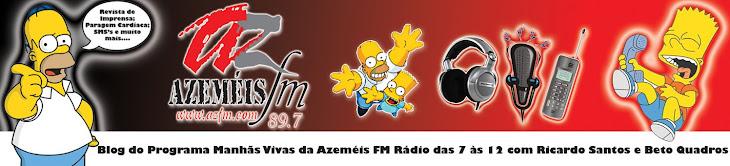 Manhãs Vivas - AZFM 89.7