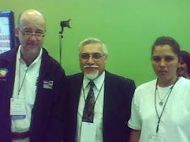 SANDRA CON EL CORDINADOR GENERAL DE SECADESU SALVADOR MORELOS