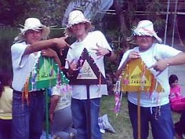 DIRIGENTES DEL CURSO DE VERANO ECOLOGICO 2010