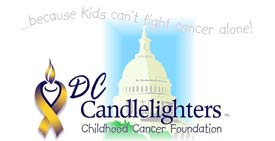 DC Candlelighters ~ because kids can't fight cancer alone!