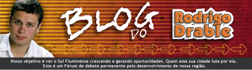 Blog do Rodrigo Drable