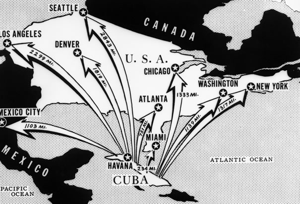 an analysis of the cuban missile crisis during the cold war Cuban missile crisis essay cuban  the crisis occurred during the middle of the cold war from the 14th october to the 28th 1962 and  crisis analysis of the .