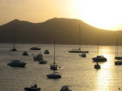 Dawn, Ibiza 2008
