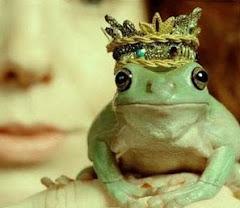 Los principes azules destiñen y vienen con rasgos de rana sin transformar.