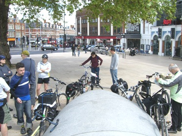 Brixton sqaure on lambethcyclists.org.uk