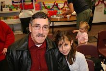 Natalia and Grandpa!