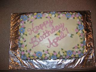 Jillys Takes The Cake Birthday