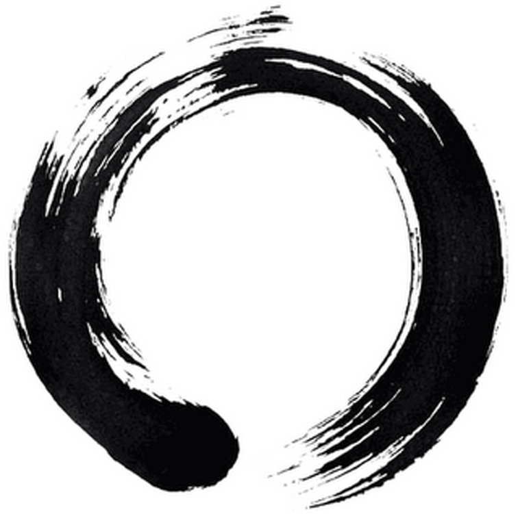 ENSO - THE CIRCLE OF LIFE    Zen Buddhist Symbols And Meanings
