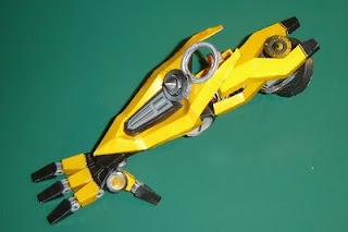 bumblebee papercraft