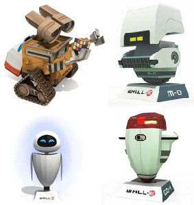 Here's another Wall-E