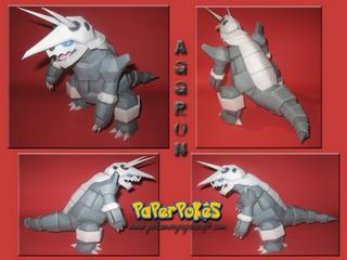 Aron Pokemon Evolution Chart