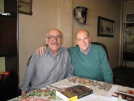 D. Ramón y Marcos Ana