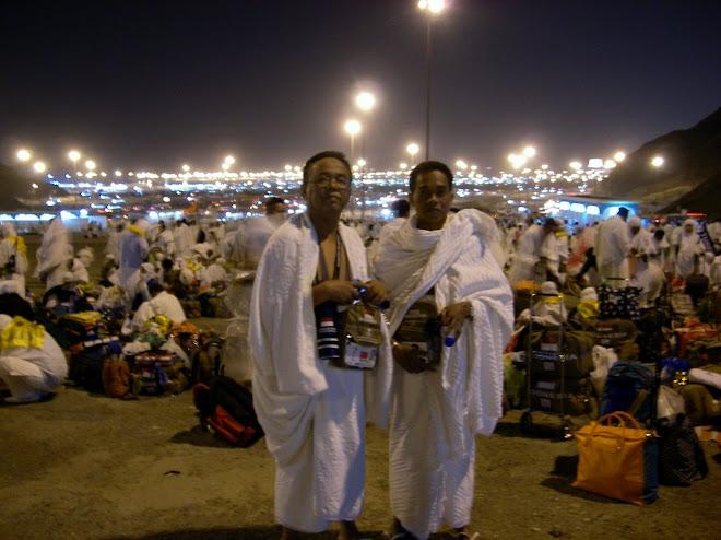 Kedinginan di Muzdalifah