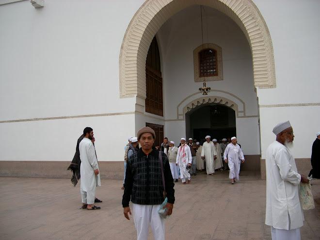 Di Masjid Qiblatain