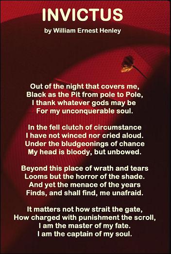 Sobre leituras e...O Captain Poem