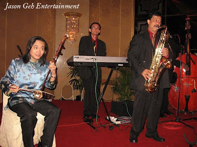 Music Band as Wedding Entertainment - Malaysia