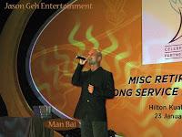 Recording artiste from Malaysia - Man Bai