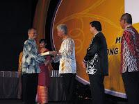 MISC Award Presentation