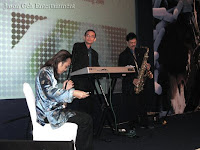 Live Music Band performing during the event
