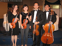 a profile picture of Jason Geh's string quartet
