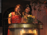 Speech by the bride's maid