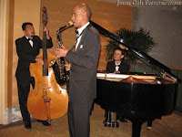 Jason Geh Jazz Trio performing LIVE