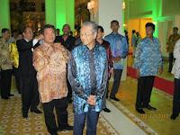 Former Prime Minister Tun Dr. Mahathir