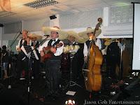 Mariachi / Latin Band start their performance