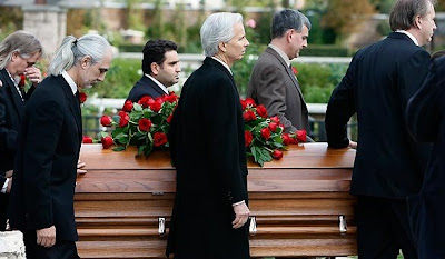 Who Should Be Pallbearers At A Funeral