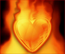 "A Heart ""On Fire"""