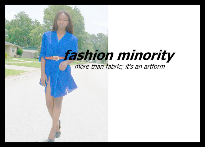 FASHION MINORITY