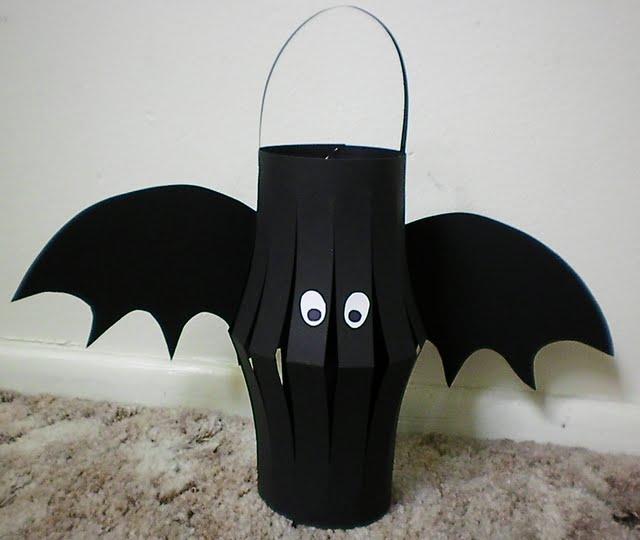 Just Lu Halloween Paper Lanterns Free Printable