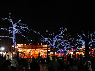 Leiscester Square at Night