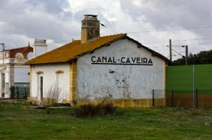 Canal Caveira