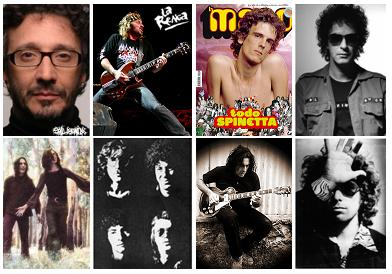 ...revistas de rock, pero de rock nacional