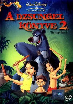 A dzsungel könyve 2