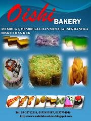 Jadilah peminat dan kawan Oishi Bakery