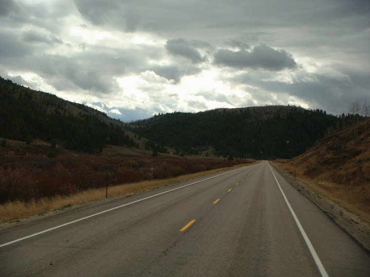 Also Taken on Drive From Jackson Hole, WY