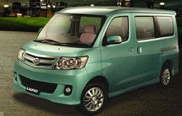 DAIHATSU LUXIO