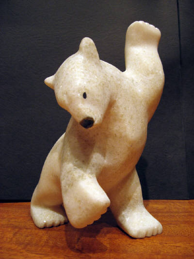 Polar bear sculptures on pinterest bears