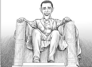 Obama at helm of America