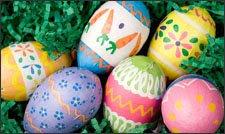 Mount Olive Easter Egg Hunt 2009