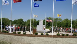 All Veterans Memorial in Mount Olive New Jersey