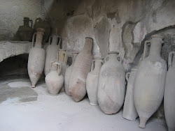 Vessels at Pompeii