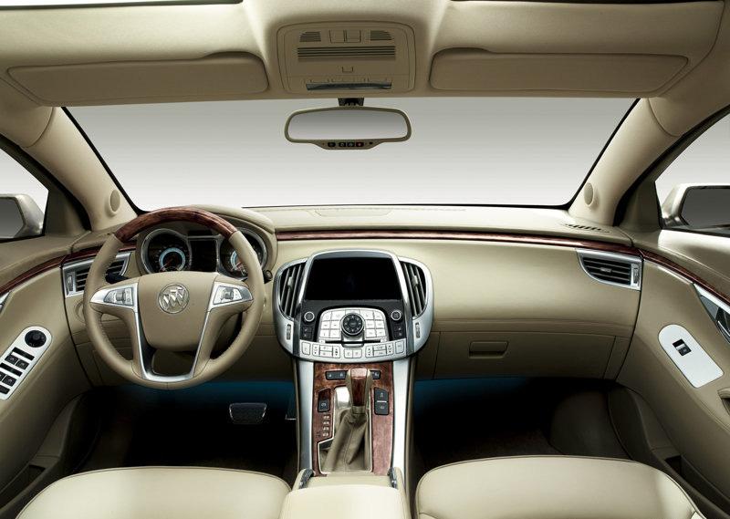 Autos Limited Edition Buick Invicta Concept 2008