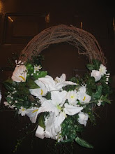 Door wreath $25.00 & up