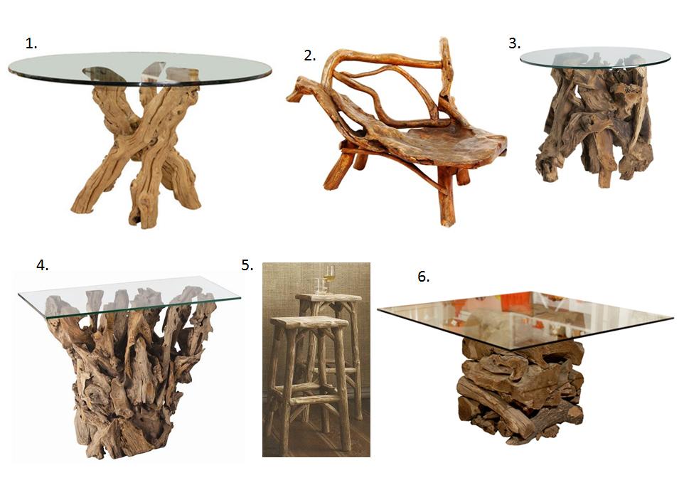 Driftwood Furniture