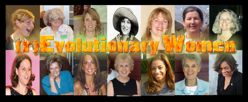 (r)Evolutionary Women